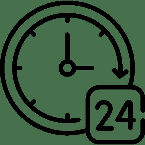 24 timer i døgnet